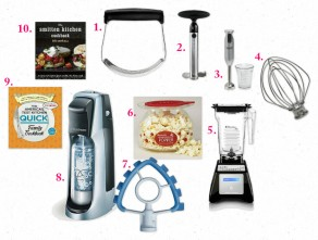 Kitchen Gadgets I Covet | A list by Painting Sunny