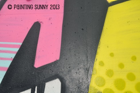 St. Louis Graffiti Photographs | Painting Sunny