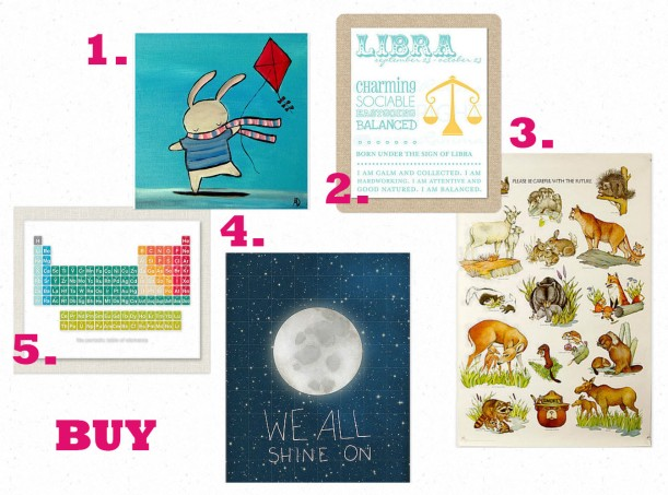 Moodboard, Art For The Kids: Make It Up | Painting Sunny