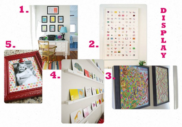 Moodboard, Art For The Kids: Hang It Up | Painting Sunny
