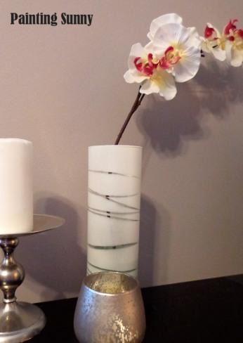 Twine & Paint Vase | Painting Sunny