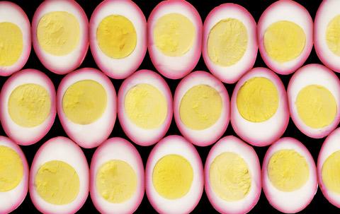 Beth Galton's Conceptial Food Photographs