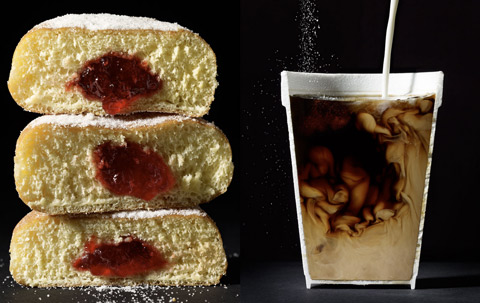 Beth Galton's Conceptial Food Photographs