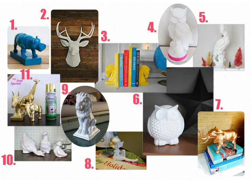 DIY Ceramic Animal Hall of Fame | Painting Sunny