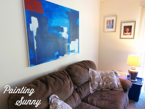 Painting Big | Painting Sunny